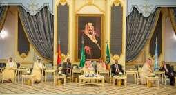 خادم الحرمين الشريفين يستقبل رئيس إريتريا ورئيس وزراء أثيوبيا                                  إضافة أولى وأخيرة