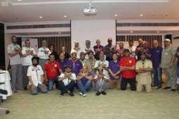 اختتام ورشة تحضير أداء تقييم الدعم العالمي ( GSAT ) للإقليم الكشفي العربي بالرياض