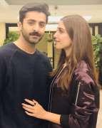 Maya Ali is all praise for Sheheryar Munawar after working in 'Parey Hut Love'