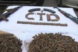 القبض علي 5 ارھابیا خلال عملیات قسم مکافحة الارھاب في کراتشي