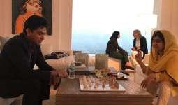 Shehzad Roy remembers teaching chess to Malala