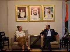 UAE Ambassador meets UN official in Beirut