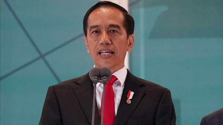 Indonesian President Widodo Announces Plans for 2032 Summer Olympics Bid