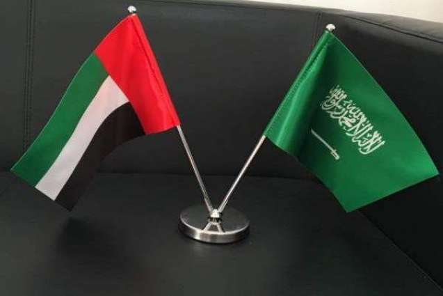 Op-Ed: Strong relations accelerate pace of UAE-Saudi integration