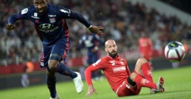 5cac5cbc23b Dembele Scores Twice To Help Propel Lyon To Second Place | Pakistan ...