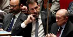Christophe Castaner Appointed French Interior Minister - Elysee