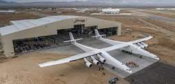 Paul Allen's Stratolaunch to Launch Rockets Taxi Tests to 90mph - Statement
