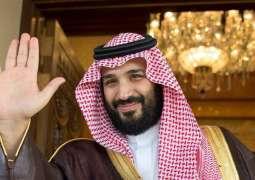 Saudi Crown Prince, Spanish Prime Minister discuss ties