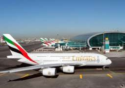 Emirates joins Ghana in making aviation history, one-off A380 lands in Accra