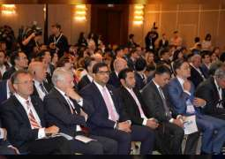 سفير الدولة يشارك في اجتماع مجلس البترول العالمي بكازاخستان