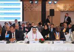 UAE participates in ISA First Assembly in India