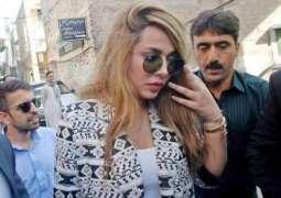 ایان علی دے ناقابل ضمانت وارنٹ گرفتاری جاری