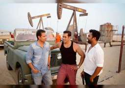 Salman Khan returns to shoot Bollywood blockbuster in Abu Dhabi