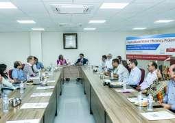 UVAS launches drip irrigation system at Ravi Campus
