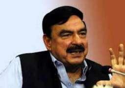 الیکشن کمیشن ولوں شیخ رشید نوں شوکاز نوٹس جاری