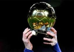 فٹبال بیلان ڈی آر لئی دنیا بھر توں 30 کھڈاریاں دا انتخاب