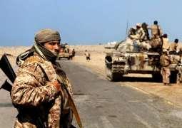 BREAKING: Arab Coalition intercepts Houthi's drone loaded with explosives in Yemen