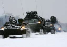 Russian Strategic Nuclear Forces Conduct Large-Scale Drills