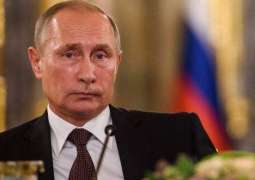 Putin Discusses Orthodox Church Crisis in Ukraine with Russian Security Council