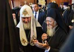 Russian Orthodox Church Vows Tough Response to Constantinople Over Ukraine Church Decision