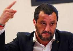 Italy's Salvini Calls Western Sanctions Against Russia Economic, Social 'Absurdity'