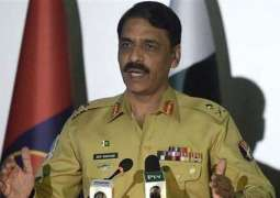 DG ISPR highlights Pakistan's role in fight against terrorism