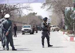 Blast hits parliamentary candidate campaign office in S. Afghanistan