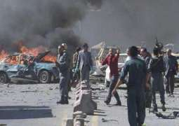 Urgent: Blast kills leading parliamentary candidate in S. Afghanistan