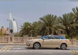 Free Wi-Fi service in all Dubai Taxis
