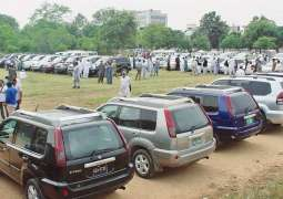 NHA auctions 77 vehicles in two days, encroachments removed from 1534 locations