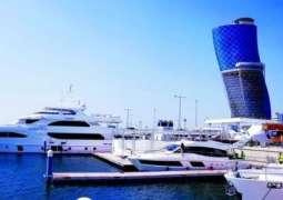 Nahyan bin Zayed opens Abu Dhabi International Boat Show