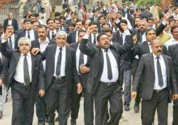 Lawyers stage boycott of courts to protest killings
