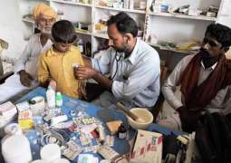 PaRRSA reconstructs 12 Basic Health Units in Malakand Division