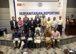 CEJ-IBA and ICRC recognize journalists' outstanding work in humanitarian reporting
