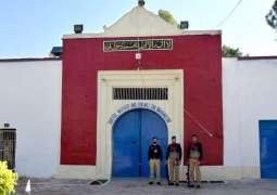 Commissioner Human Rights visits juvenile jail