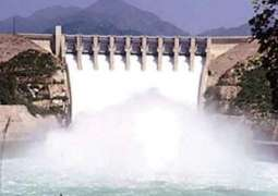 WAPDA chairman expresses resolve to build large water reservoirs