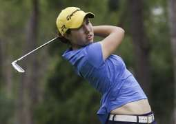 Spain's Ciganda reins in Kim to share Shanghai lead