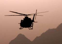 Colombian Helicopter Crash Kills Crew of 4 - Military