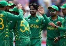 آئی سی سی ٹی20رینکنگ جاری:پاکستان ٹاپ پوزیشن اُتے آگیا