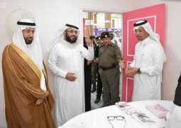 وكيل محافظة محايل يدشن حملة التوعوية بسرطان الثدي