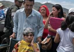 Colombian Leader Calls for Boycotting Venezuela Amid Mass Migrant Influx