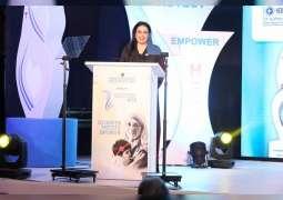 Nashwa Al Ruwaini receives Mother Teresa Memorial Award for Social Justice