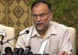 سابق وزیر احسن اقبال اُتے حملا کرن والے مجرم نوں 27سال قیدبول گئی