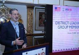 KP Community Leaders Share Experiences of Visiting U.S.-funded Project Site