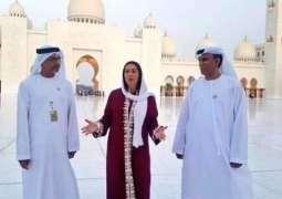 اسرائیل دی وزیر دا جامعہ مسجد ابوظہبی دا دورہ، سوشل میڈیا اُتے نویں بحث چھڑ گئی