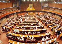 National Assembly speaker takes oath from newly elected MNAs