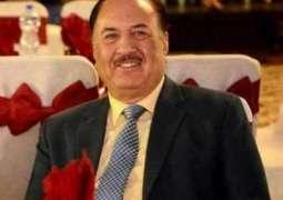 جسٹس (ر) محمود اختر فائرنگ حملے وچ ہلاک