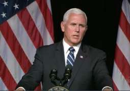 US Fully Supports Treaty Banning WMD in Space, Does Not Seek to Change It - Pence