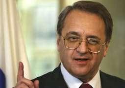 Russian Presidential Envoy, UN Deputy Special Envoy Discuss Syria's Settlement - Statement