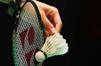 Muhammad Jamal wins badminton championship